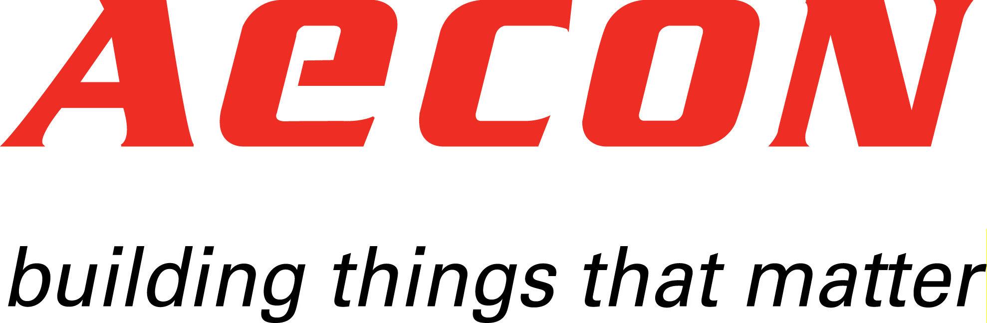 AECON logo CANADA