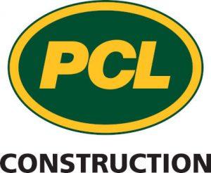 pcl construction logo Canada