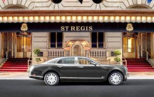 St Regis hotel Toronto Canada