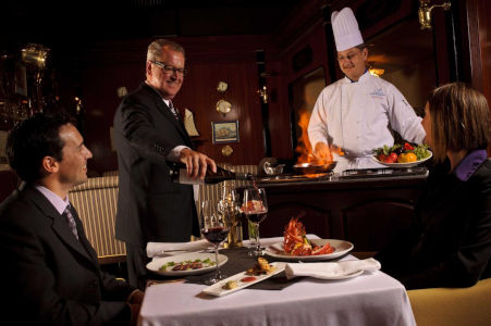 chef Delta Hotel Beausejour - New Brunswick Canada
