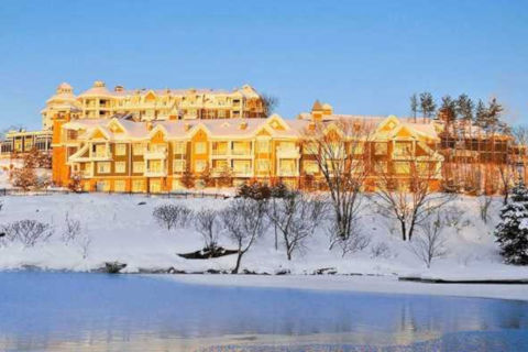 Jobs at JW Marriott The Rosseau Muskoka Resort Canada