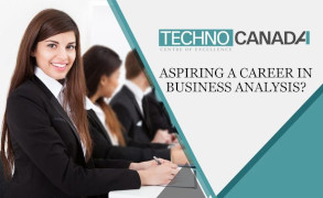 TECHNO Canada Business Analyst Course